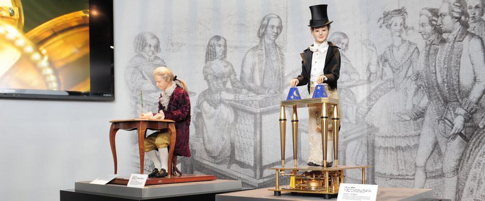 雅克德罗主题展览于2013香港国际古玩展瞩目登场
