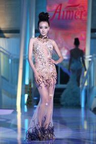 北京时装之都十周年·爱慕之夜 遍赏国风新风尚