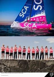 独一无二  爱生雅顶尖女子船队征战沃尔沃环球帆船赛