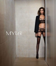 Myla:个性内衣,诠释女性特有的魅力与柔情