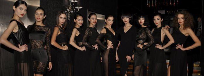 第五届Dream City 时装秀在上海M1NT举办