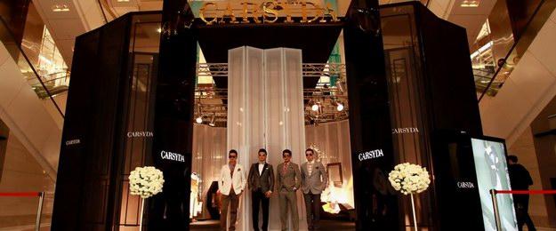 Dolce & Gabbana 内裤的足球狂热症