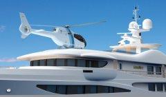 带您体验三亚海边的豪华游艇