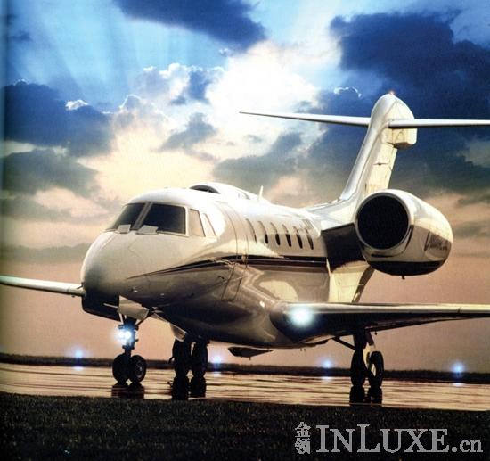 顶级生活 翱翔尊贵私人飞机 (1)_私人飞机_私人飞机网
