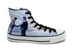 低调有型,炫目出色!匡威(Converse)日本市场2010年1月潮鞋新作