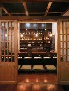 四叶寿司店 木质的本色美味