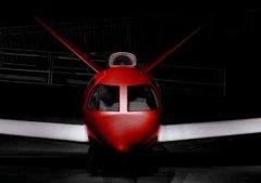 美西锐野SJ50私人喷气机首飞成功