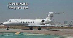 揭秘苹果CEO乔布斯的私人飞机