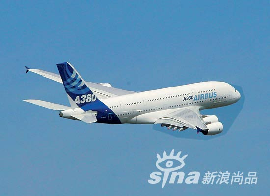 """款的私人飞机宠爱有加,为它定制了""""空客""""最顶级的vvip装修方案,别名"""