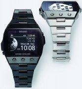 SEIKO 日本精工将发布电子纸手表