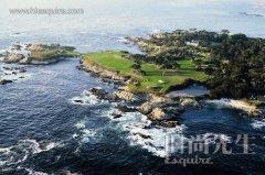 贵族运动 6大全球顶级高尔夫私人球场