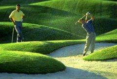 """中国职业高尔夫球的""""虚假繁荣""""?"""