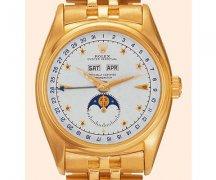 腕表搜藏与价值