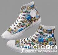 匡威 (Converse) 日本市场又有新作上市,玩跨界,玩复刻,玩概念