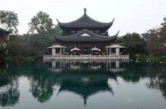杭州西子湖四季酒店 让人迷失方向的中式宫殿