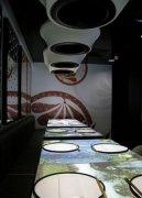 伦敦Soho区神奇高科技餐厅