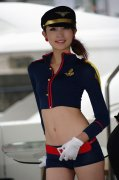 SIBEX 2010深圳国际游艇展  性感模特抢眼球
