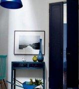 纯蓝居室 奢华而不张扬的舒适