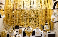 迪拜黄金街:世界第3大黄金交易市场