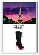 带着灵感去旅行,与星期六女鞋(ST&SAT)环游魅力世界
