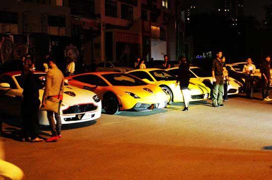 北京SCC超跑俱乐部拿铁车队准备开拔 出战上海超跑嘉年华 5图片