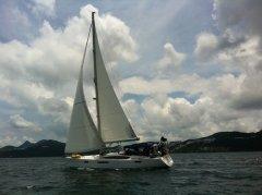 亚诺香港启航,助力环球梦想——Jeanneau57中国船主的环球旅行