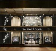 Van Cleef & Arpels梵克雅宝全新精品店于铜锣湾利园二期隆重开幕