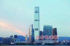 """香港商业空间往""""高""""长,以赏烟花揽客"""