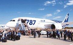 """""""梦幻客机""""波音787客机首航抵港_波音787梦想飞机图片"""