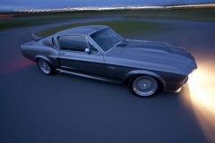 1967福特野马ShelbyGT 500 极速传奇的实现者