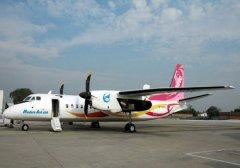 【新舟600飞机】新舟600将以全新涂装亮相第12届迪拜航展