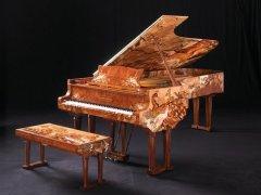 钢琴之王:施坦威Steinway&sons【世界五大奢侈品之王榜中榜】