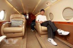 【图】刘德华豪华私人飞机曝光_刘德华有飞机吗 刘德华的私人飞机