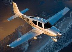 西锐SR22飞机进驻珠海商用航空中心 首家私人飞机服务站FBO起航