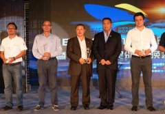 SIBEX名流晚宴 海星游艇荣摘年度中国制造最佳销售游艇真人博彩娱乐网站