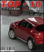 2012年值得期待的十大SUV:2012家用suv 高端|城市|国产suv推荐