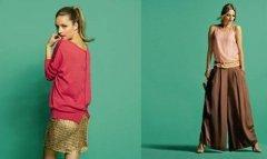 国际超模Anja Rubik完美演绎乐都特新品春装(组图)