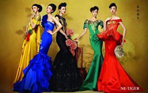 NE·TIGER华服亮相第二届北京国际电影节