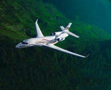 达索猎鹰7X荣膺最高荣誉亚洲航空大奖