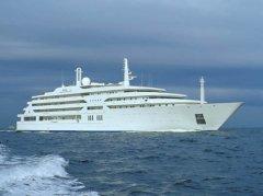 【超级游艇排行】2011世界十大超级私人游艇(组图)