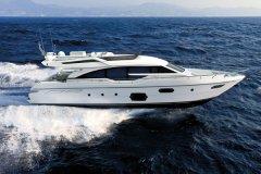 Ferretti(法拉帝)690游艇 革命性的创新奢华体验