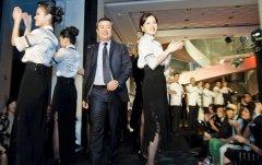2012风尚之夜 上海浦东四季酒店演绎制服时尚