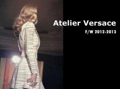 2012秋冬Atelier Versace高级定制发布会