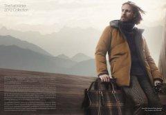 Ermenegildo Zegna(杰尼亚)发布2012年秋冬系列网上博彩娱乐十大网站