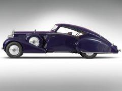劳斯莱斯Rolls-Royce 幻影III Aero Coupe 古董跑车将被拍卖
