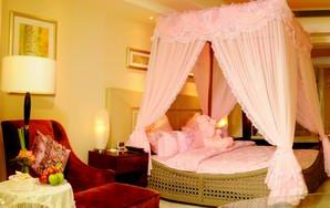 长春开元名都大酒店盛装打造完美新娘房