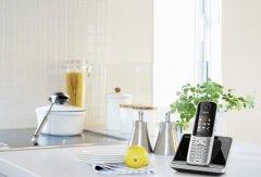 打造时尚生活 集怡嘉GIGASET S910让家居更有品味