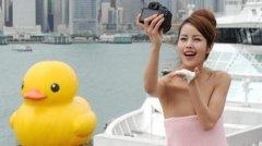 Ar Yu曾宝玲资料照片:香港嫩模当众露点遭批 黄秋生骂Ar Yu炒作